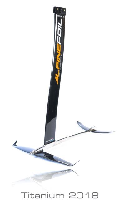 Titanium 2018 kitefoil alpinefoil 3