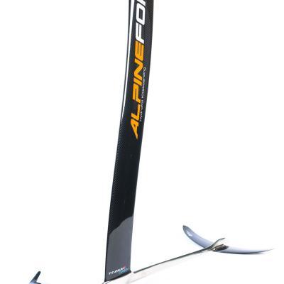 Kitefoil AlpineFoil Titanium Gloss
