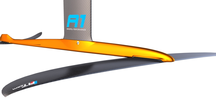 Windfoil alpinefoil a1 carbon 11