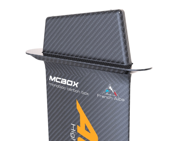 Windfoil alpinefoil A1 carbon 9