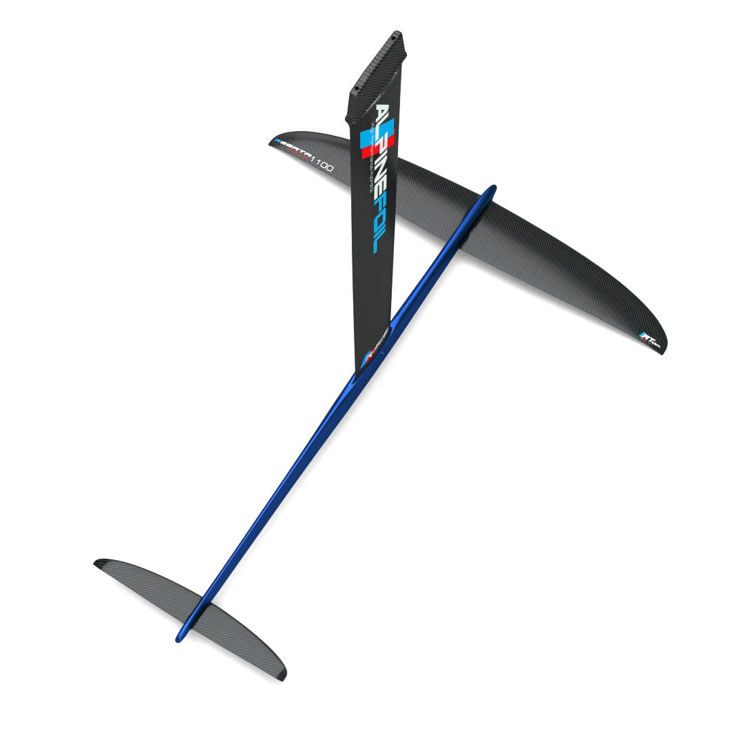Windfoil alpinefoil a1 race carbon regatta 1100 10