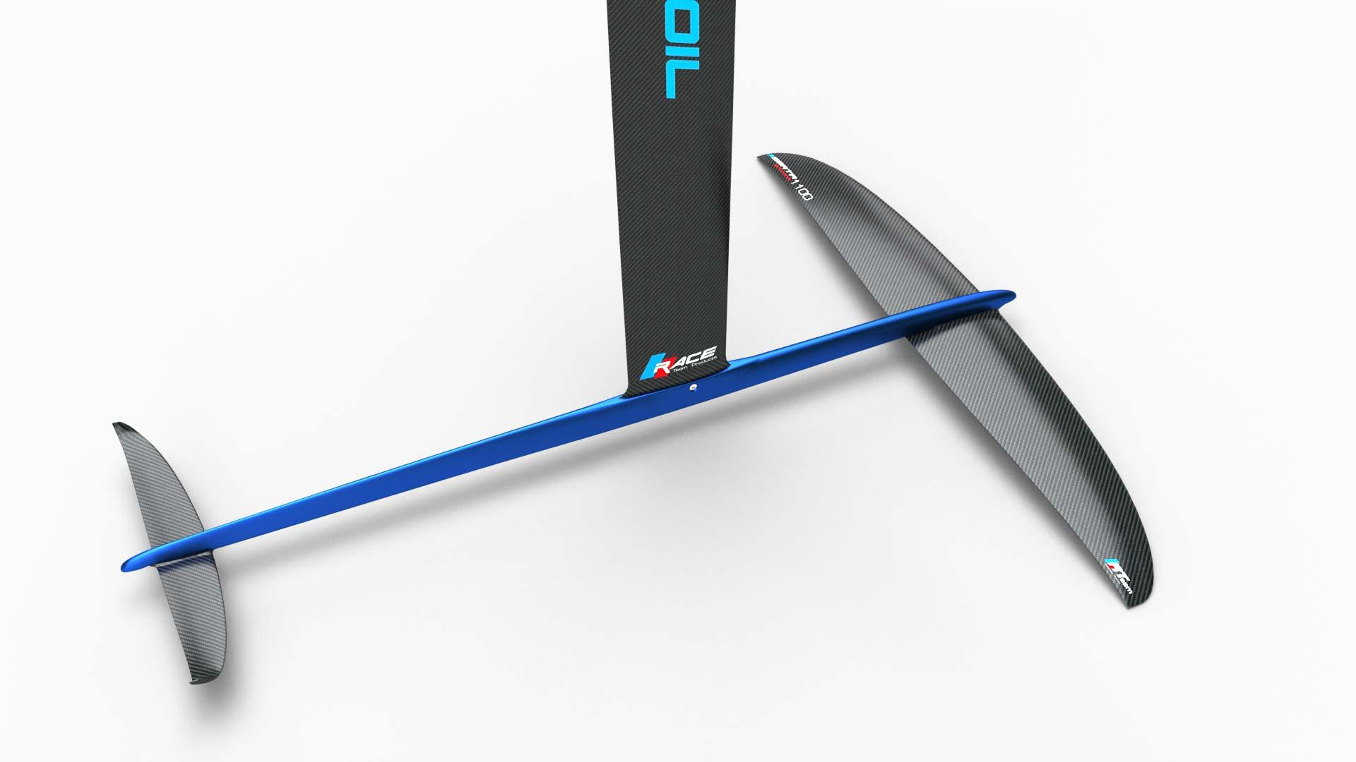 Windfoil alpinefoil a1 race carbon regatta 1100 14
