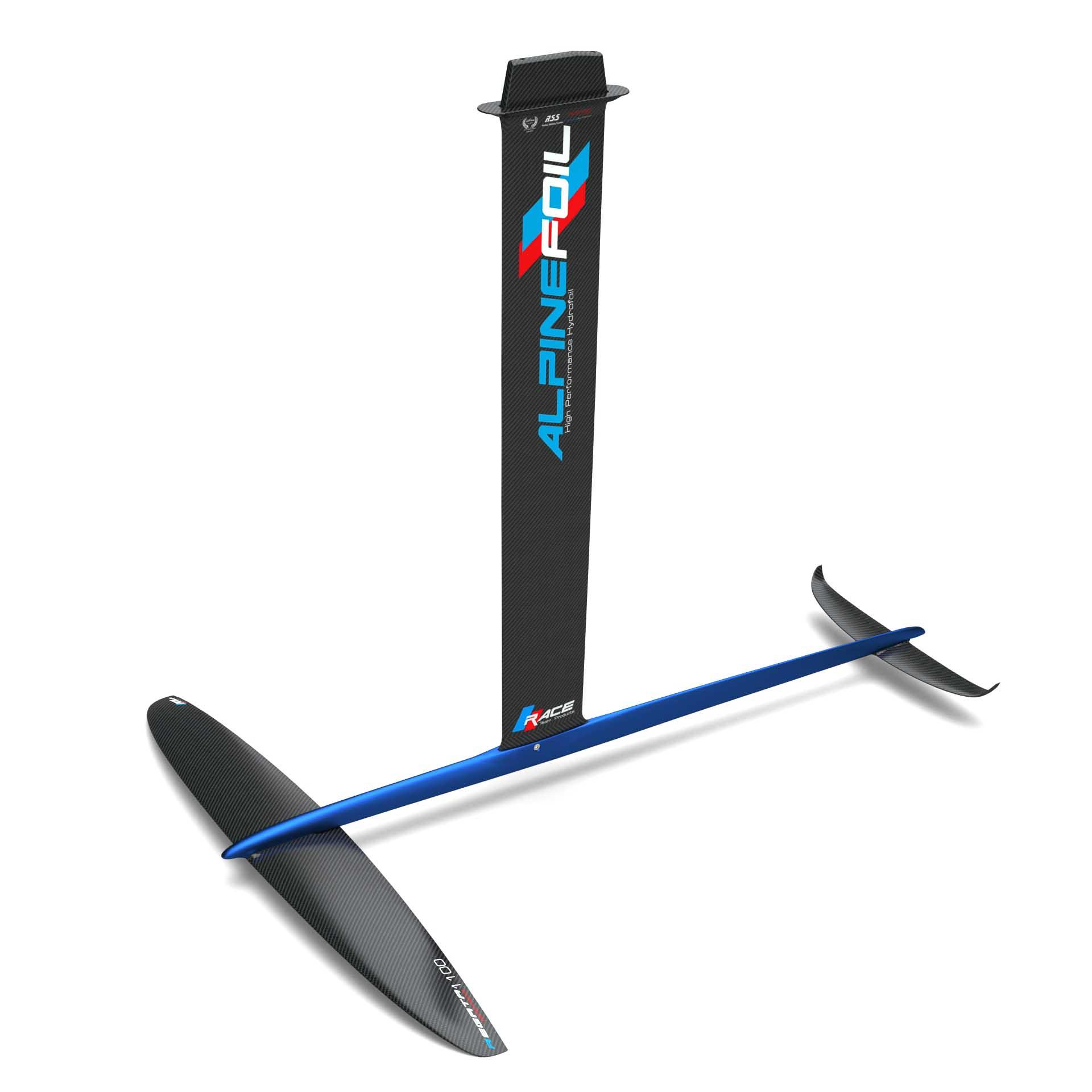 Windfoil alpinefoil a1 race carbon regatta 1100 3
