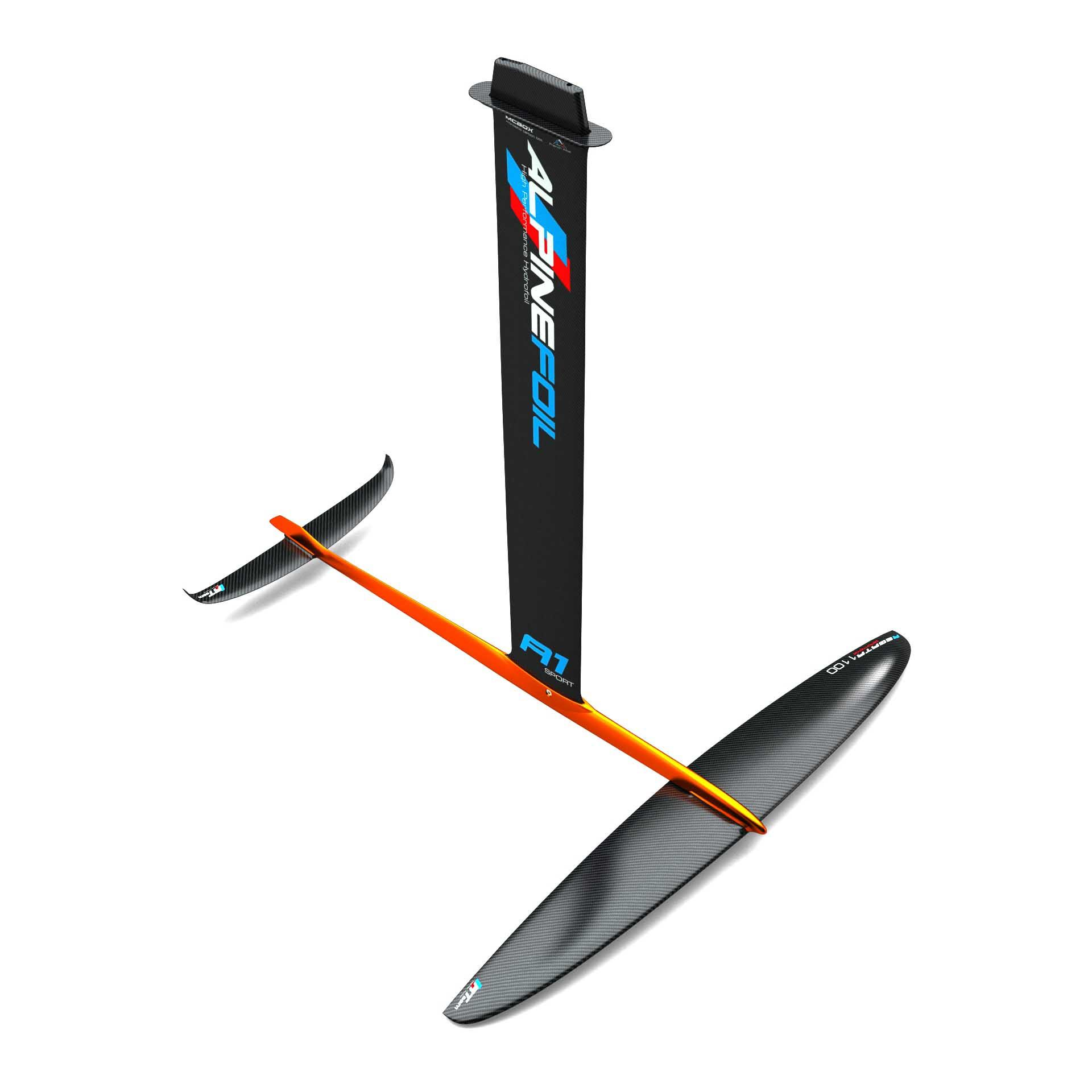 Windfoil alpinefoil a1 sport carbon regatta 1100 17