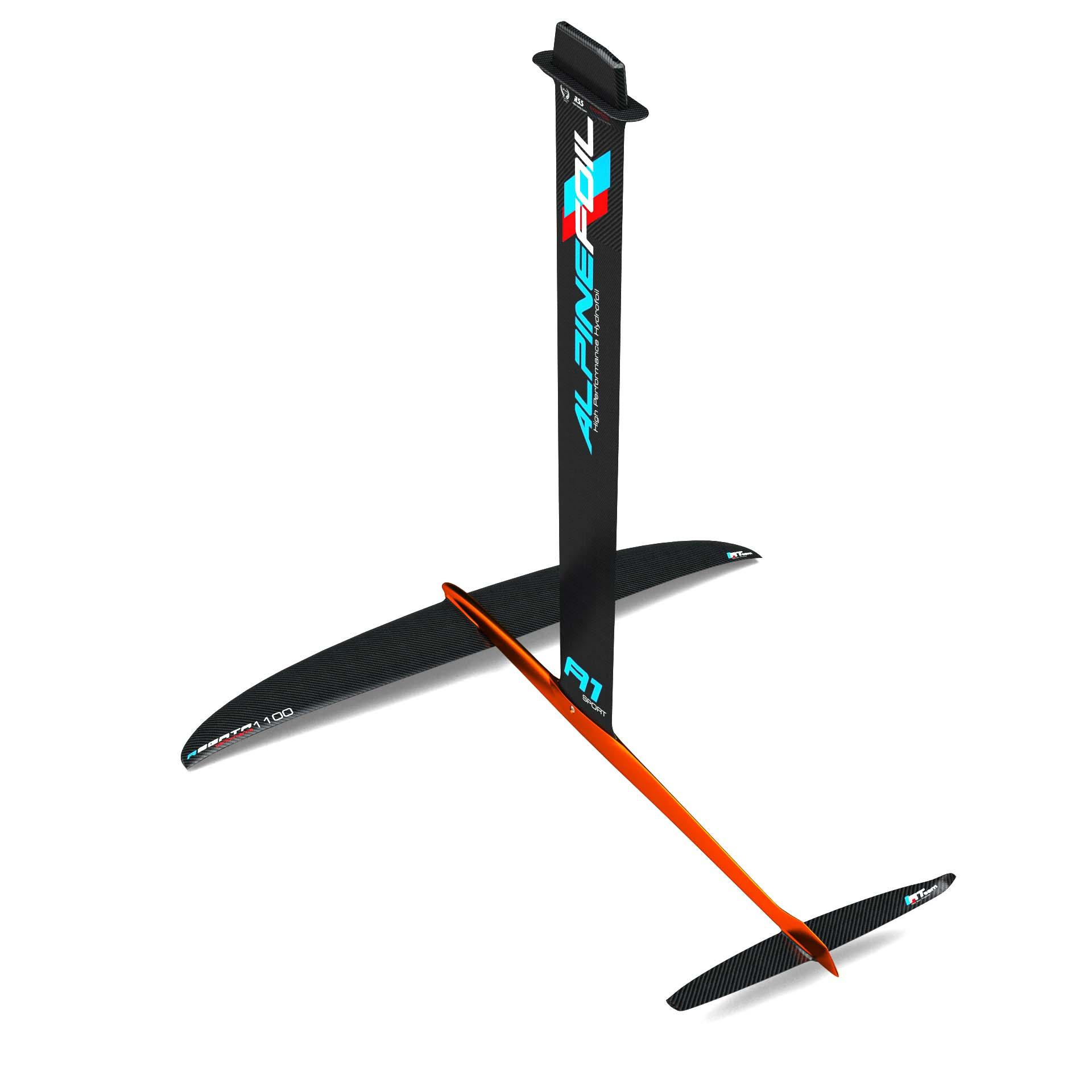 Windfoil alpinefoil a1 sport carbon regatta 1100 19