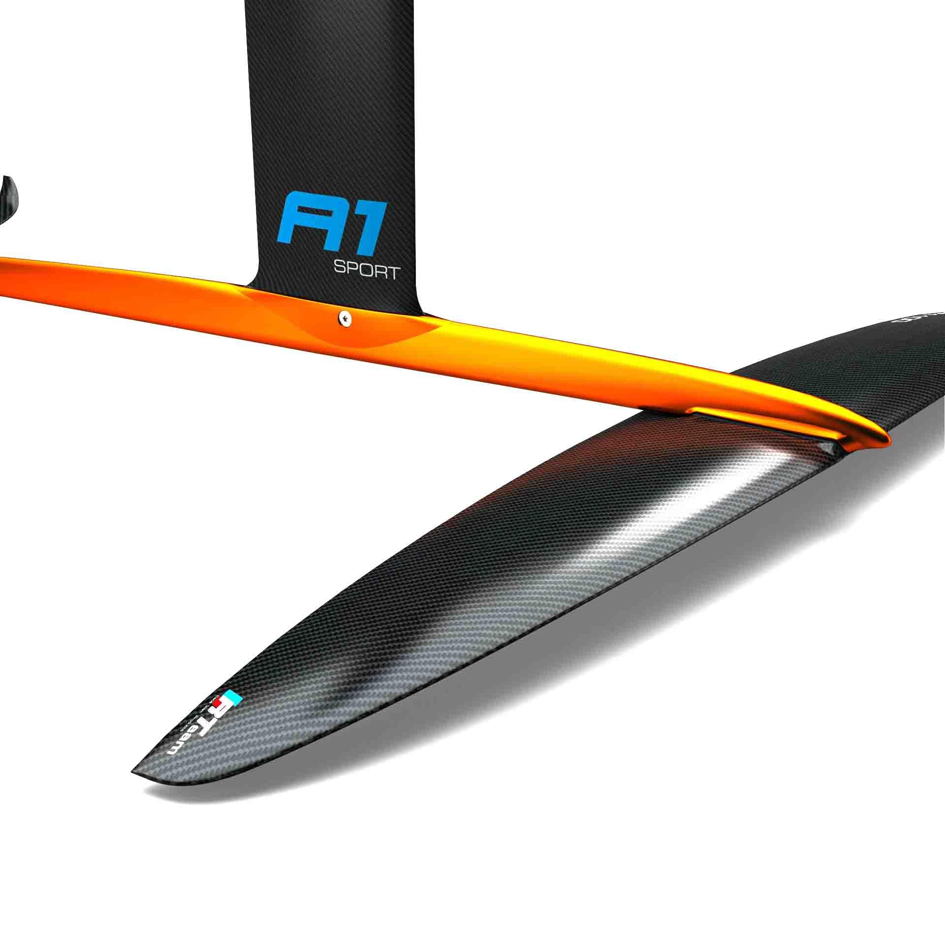 Windfoil alpinefoil a1 sport carbon regatta 1100 7